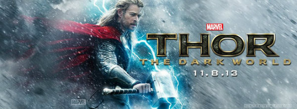 Thor The Dark World Banner THOR: THE DARK WORLD After Credit Scene Revealed