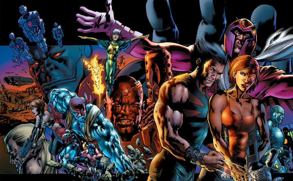 age of apocalypse EXCLUSIVE: Apocalypse Big Part of Foxs New X Men Universe