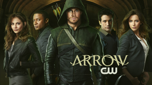 arrow cw tv show HD 590x331 The FLASH Speeding towards TV again? And whatever happened to the new Wonder Woman TV show?