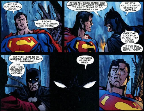batman vs superman CONTRARIAN FANBOY: How To Make BATMAN VS SUPERMAN Work