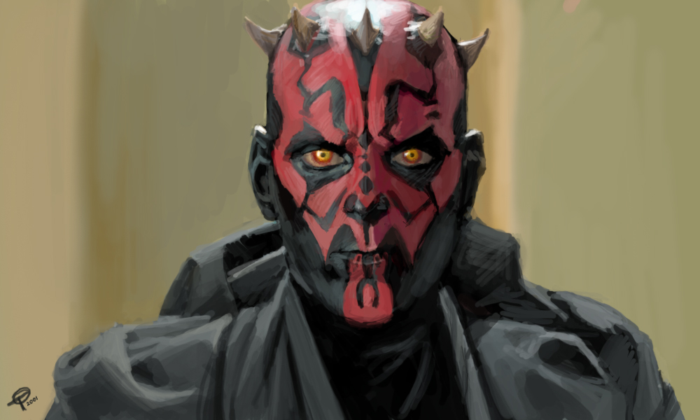 DARTH MAUL Actor Ready To Return For STAR WARS EPISODE 7