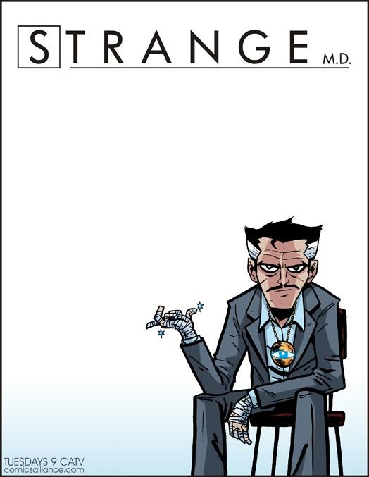Joseph Gordon Levitt is On For DOCTOR STRANGE