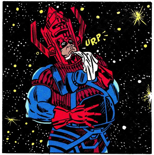 galactus Will GALACTUS EAT The Ultimate Earth?