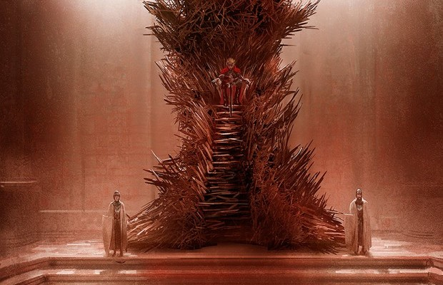 game of thrones original throne