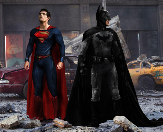 superman batman post Top 5 Actors for Bruce Wayne in  BATMAN VS SUPERMAN !