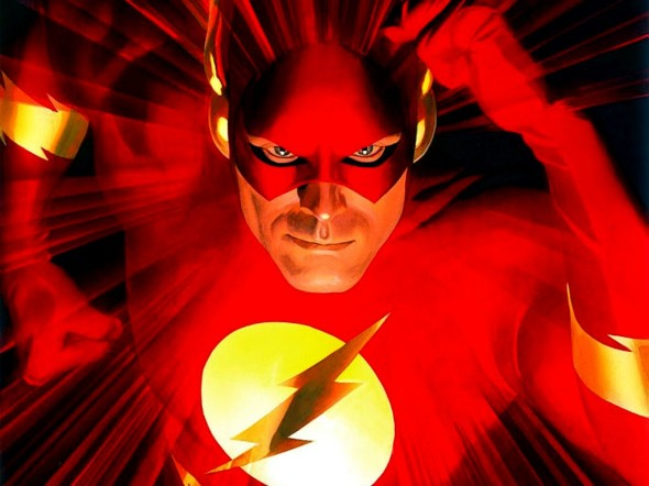 the flash 590x442 The FLASH Speeding towards TV again? And whatever happened to the new Wonder Woman TV show?