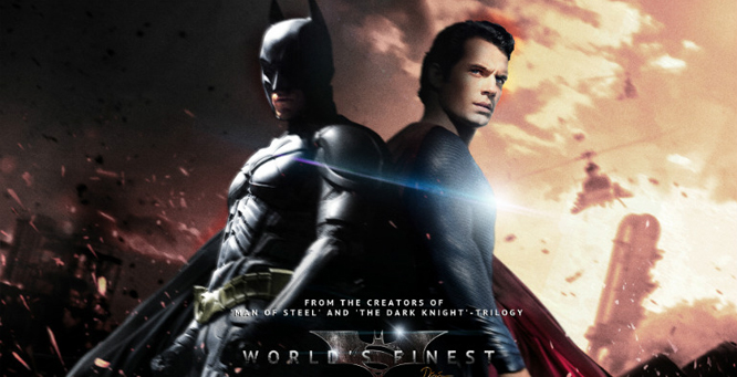 worlds finest superman batman feature Top 5 Actors for Bruce Wayne in  BATMAN VS SUPERMAN !
