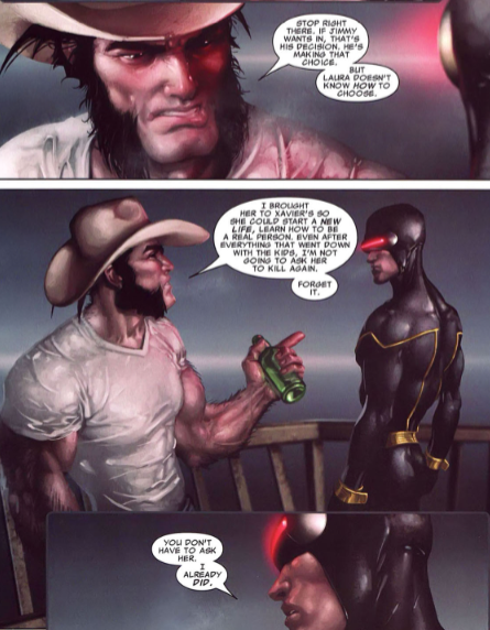 x cyclops 5 X Men Movies Fox Needs To Make