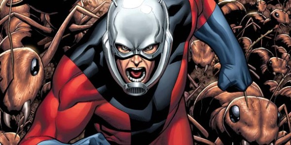 Ant Man 590x295 Simon Pegg Could Be ANT MAN!