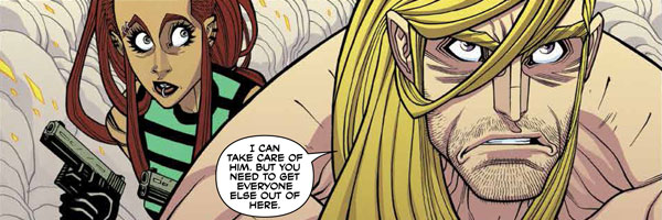 LoLS06banner Legend Of Luther Strode #6 Review