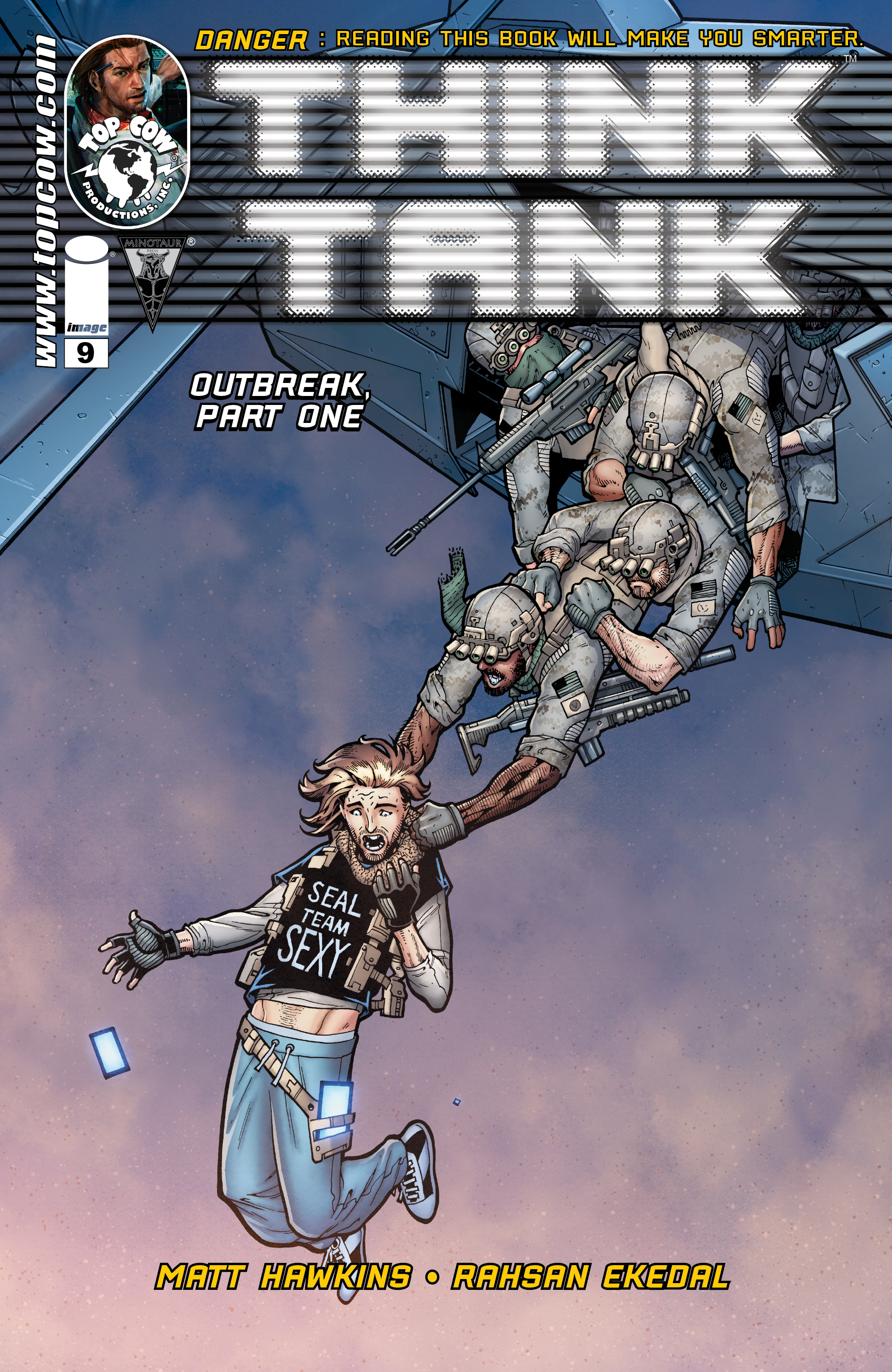 Think Tank 9 C Think Tank #9 Review