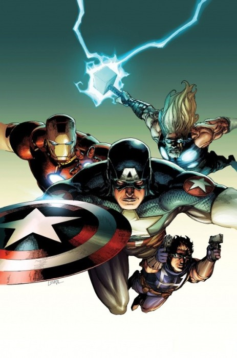 Ultimate Avengers vs. New Ultimates Vol 1 2 Textless 463x700 5 Reasons Why Captain America Needs A New Video Game