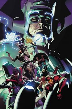 cataclysm ultimates 2 Ultimate Comics Cataclysm: Why The ULTIMATE UNIVERSE Needs Less Death and More Hope