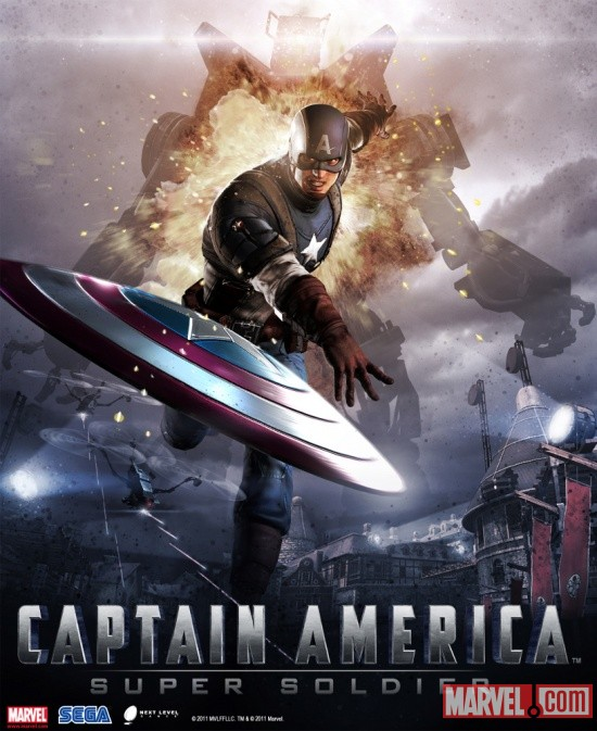 detail 2 5 Reasons Why Captain America Needs A New Video Game