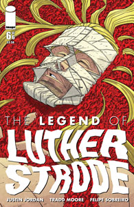 legendoflutherstrode6cvr Legend Of Luther Strode #6 Review