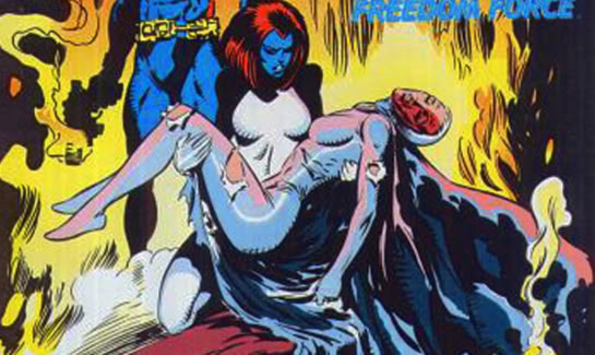 mystique destiny death Contrarian Fanboy: Mystique Needs To Be An LGBT Character In The X MEN MOVIES!