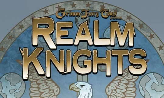 realm knights Grimm Fairy Tales Presents: Realm Knights #1 Review