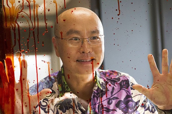 then theres dexters long time forensics colleague vince masuka who has been close to discovering his secret for some time1 590x390 Our Theory On How DEXTER Could Possibly End