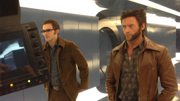 Beast Wolverine DOFP JACKMAN Claws At Naysayer Claiming DAYS OF FUTURE PAST Is An AVENGERS Knockoff