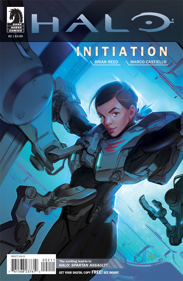 Halo Initiation 2 C Halo: Initiation #2 Review