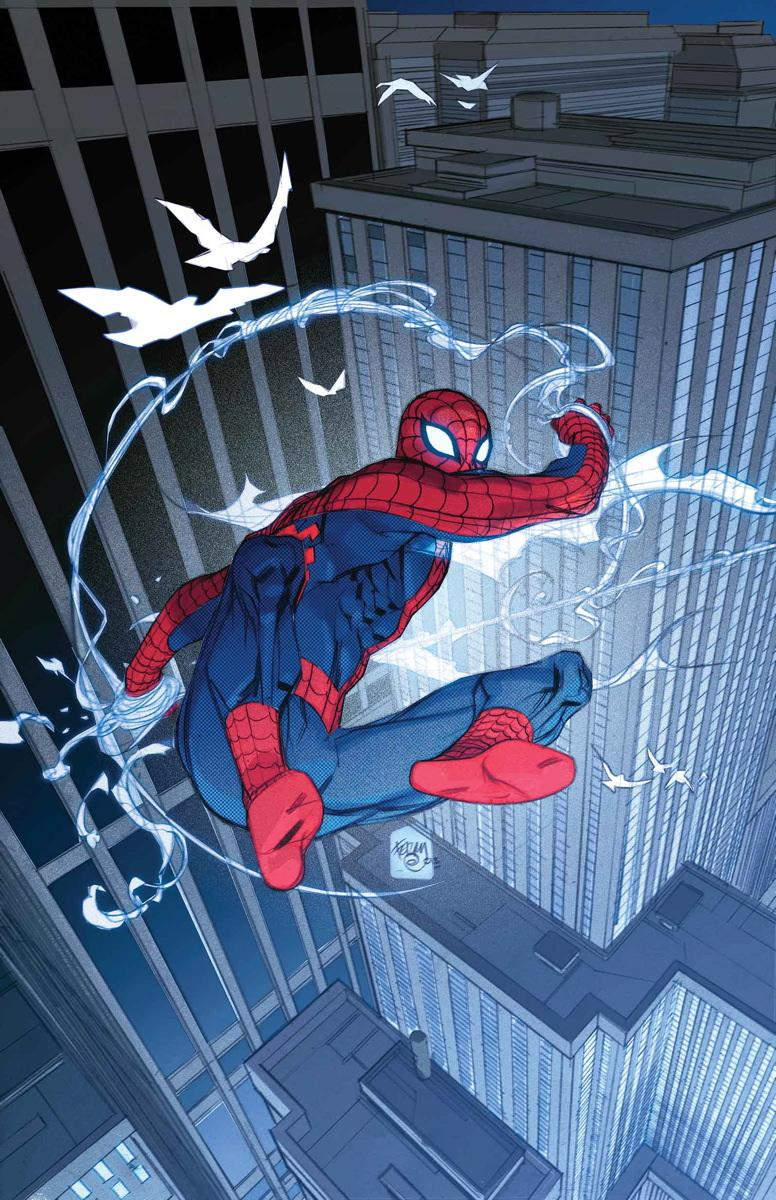 amazing spidey 700.1 Peter Parker Returns In The Relaunched AMAZING SPIDER MAN  This is Bullcrap!