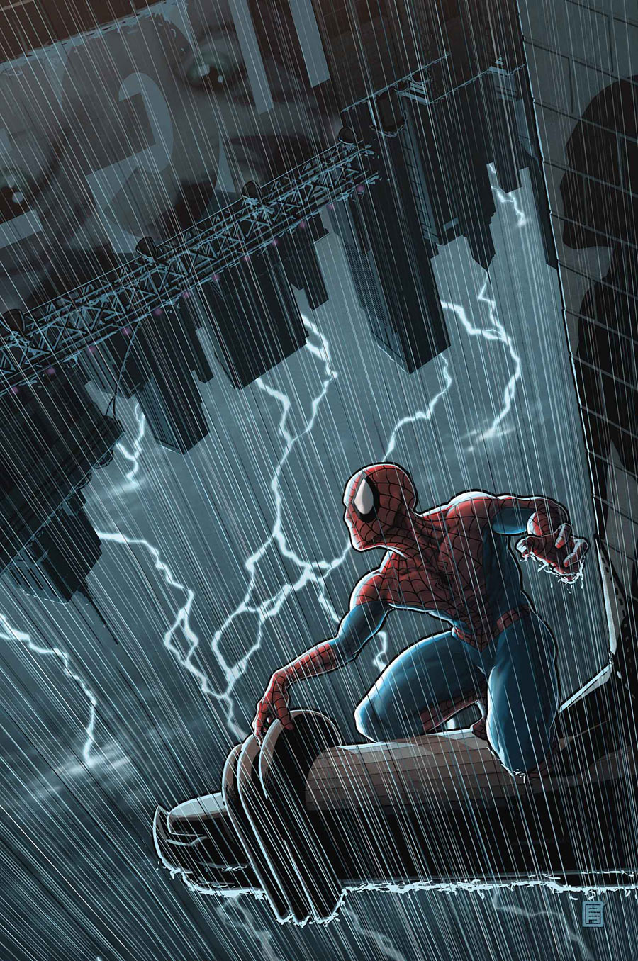asm 700.4 Peter Parker Returns In The Relaunched AMAZING SPIDER MAN  This is Bullcrap!