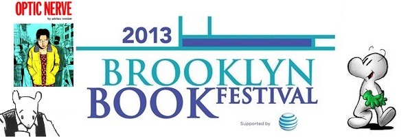 brooklyn book1 Comic Creators Take Over The BROOKLYN BOOK FESTIVAL This Sunday!