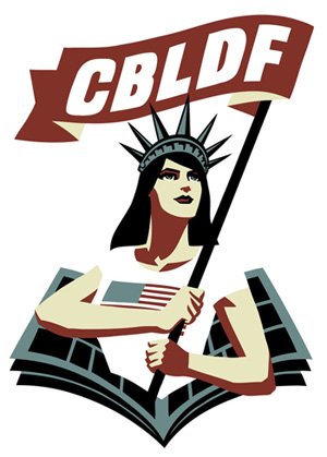cbldf logo With Great Chutzpah Comes Great Responsibility: Top 7 Comics Related Charities