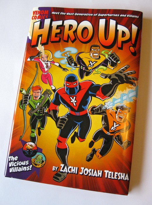 hero up 518x700 With Great Chutzpah Comes Great Responsibility: Top 7 Comics Related Charities