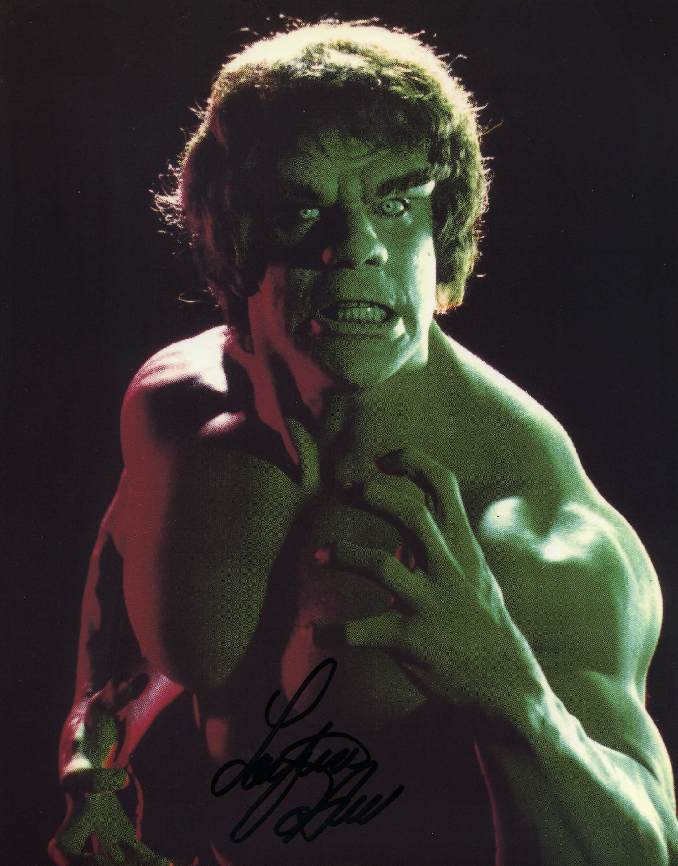 LOU FERRIGNO Says He Was the Best HULK