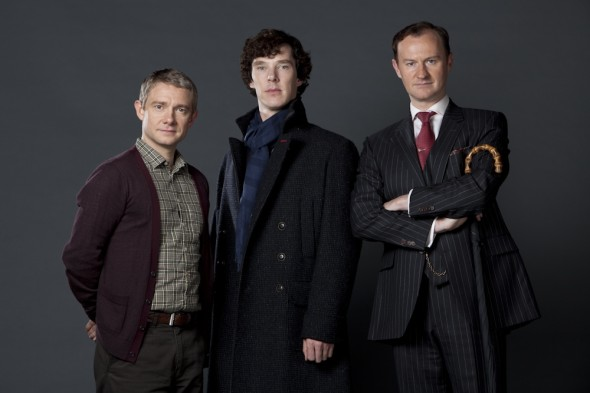sherlock season 2 590x393 Why ELEMENTARY Is Better Than SHERLOCK