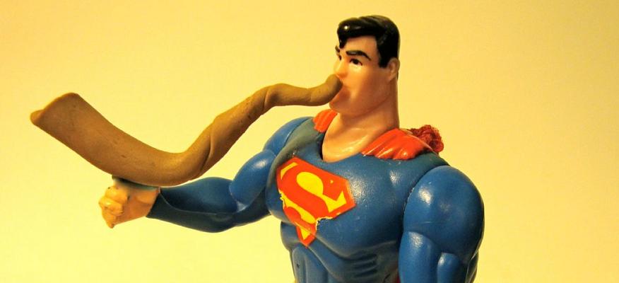superman rosh hashanah