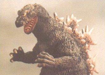 Godzilla 1962 Suit second Godzilla film