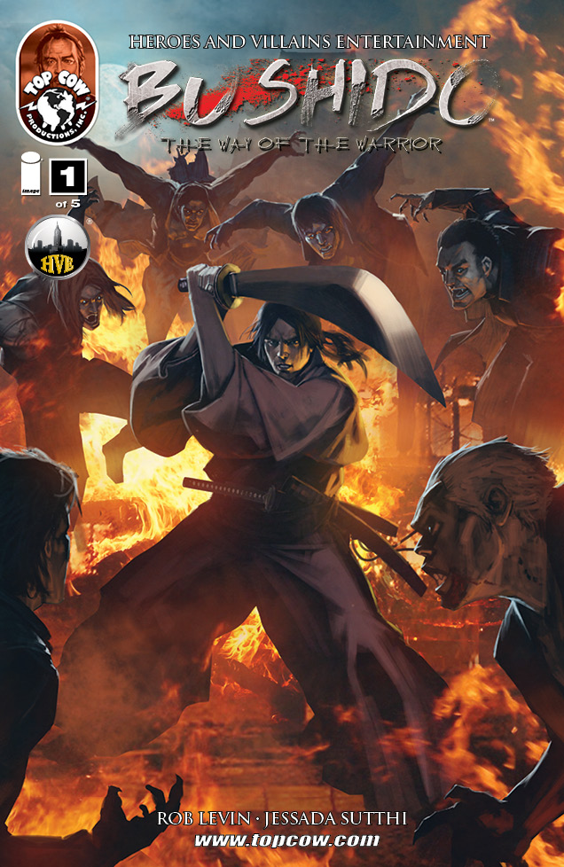 Bushido 1 C BUSHIDO #1 Review