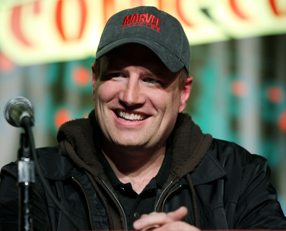Feige 1300 590x476 Kevin Feige Stays Silent On MARVEL Female Superhero Movies