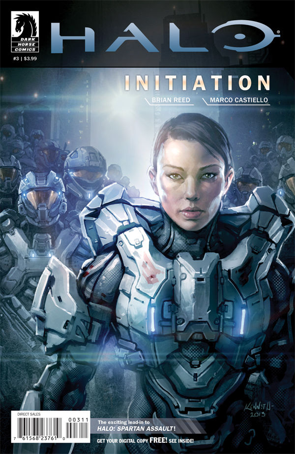 Halo Initiation 3 C Halo: Initiation #3 Review