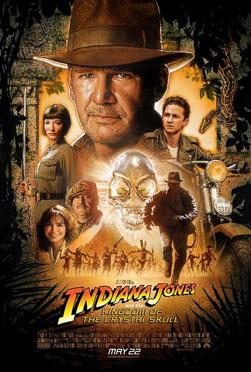 Indiana Jones 4 INDIANA JONES 5 Talks Sound Kinda Serious, Like... Marriage Serious