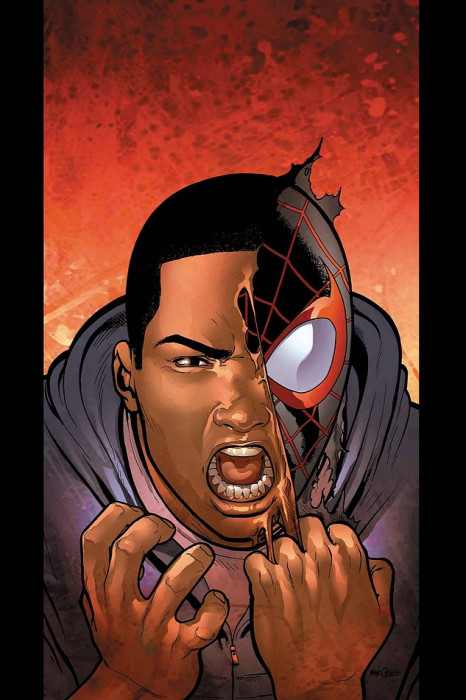 Ultimate Comics Spider Man 25 466x700 Exclusive Interview: Ultimate Spider Mans David Marquez on Diversity, Cataclysm and Comics Maturing.
