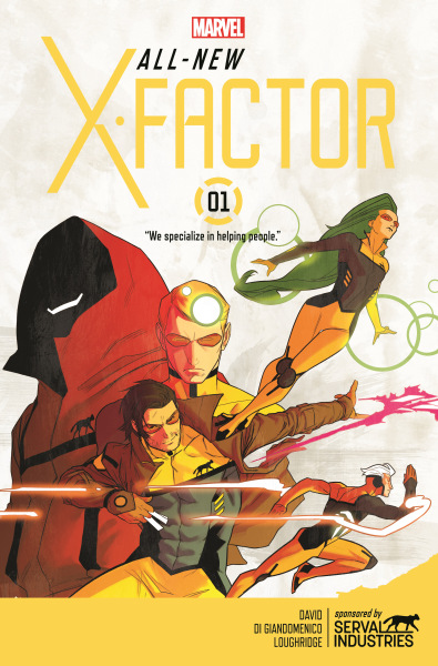 all new x factor 001 jared fletcher kris anka cover1 Exclusive Interview: All New X Factors Peter David