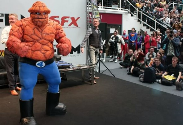 cosplay the thing Mikey Hulcoop 590x404 Top 5 Jewish Cosplays I Want To See At NY COMIC CON