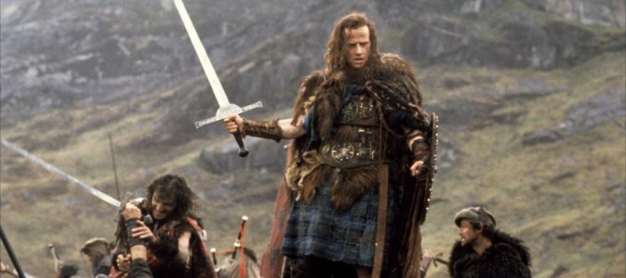 highlander banner