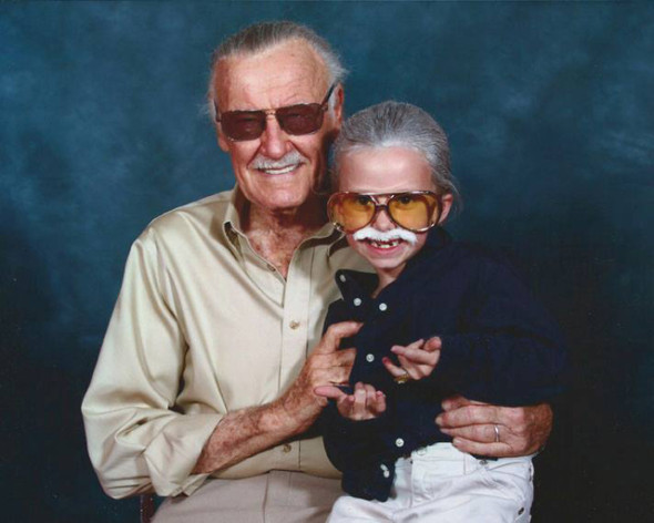 stan lee cosplay 590x472 Top 5 Jewish Cosplays I Want To See At NY COMIC CON
