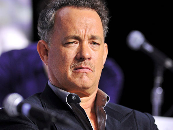 TOM HANKS Begs for Superhero Role