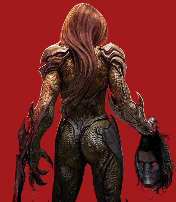 Darkness Falls EXCLUSIVE: Marc Silvestri Talks WITCHBLADE, THE DARKNESS, THINK TANK Movies and more!