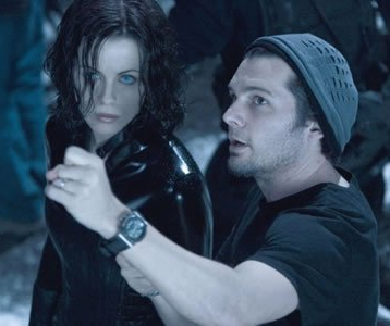 Len Wiseman in Action EXCLUSIVE: Marc Silvestri Talks WITCHBLADE, THE DARKNESS, THINK TANK Movies and more!