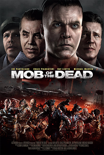 Mob of the Dead poster CALL OF DUTY GHOSTS Film Not Happening Anytime Soon But Heres A Live Action Spot From WOLVERINE Director James Mangold