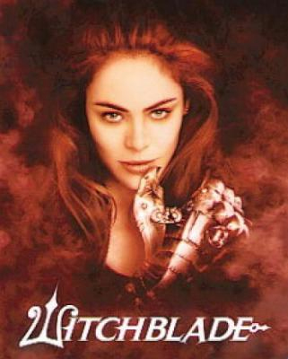 Witchblade TNT Original Movie COMIC BOOKS: My Comfort Food