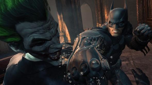 batman arkham origins punching joker in the face 590x331 5 Things I Dislike About BATMAN: ARKHAM ORIGINS