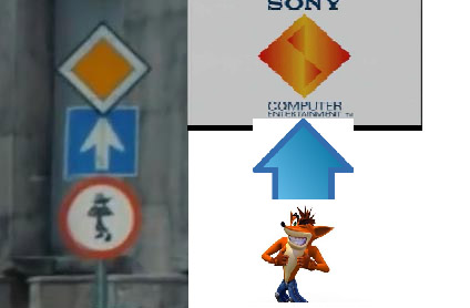 crashps4sign Is Crash Bandicoot Making a Comeback on the PS4?