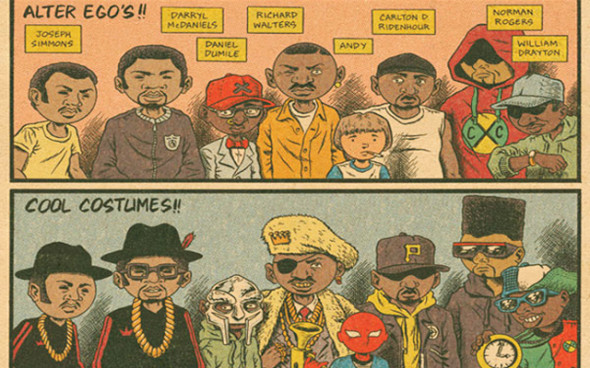 hiphop comic teaser640jpg1 590x368 Diversity & Comics: Comic Shops DONT Want Your Business On Black Friday!